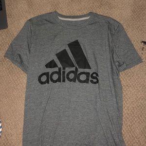 Adidas T-shirt.